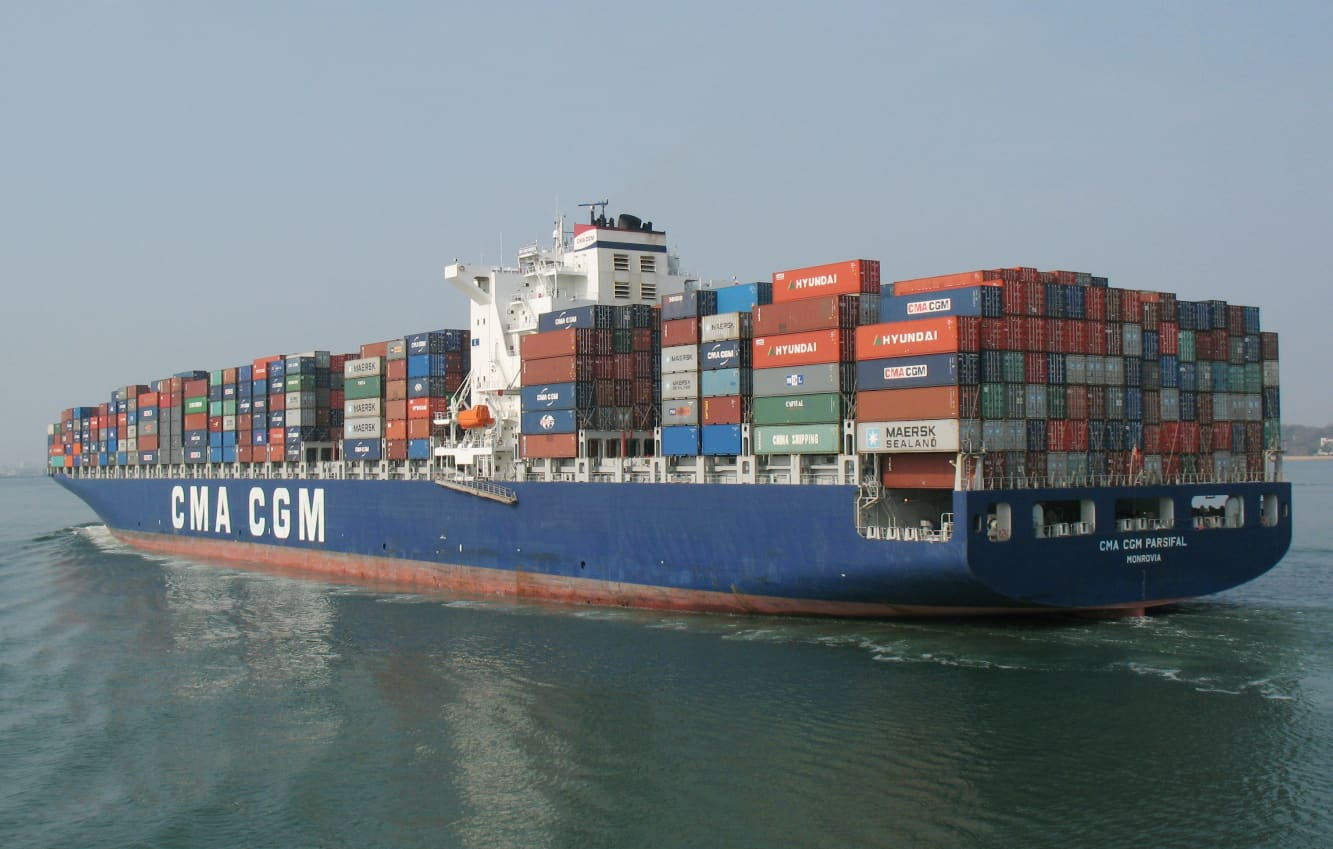 Maersk, CMA CGM, and MSC to form ocean shipping alliance